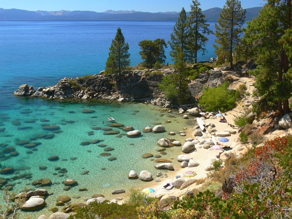 Hiking East Tahoe Beaches Ted S Outdoor World