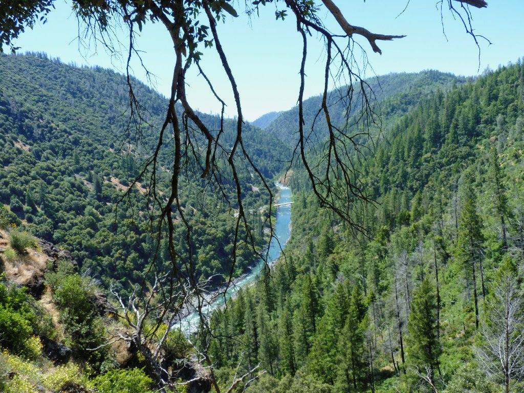Hiking: Stevens Trail, Tahoe NF | Ted's Outdoor World