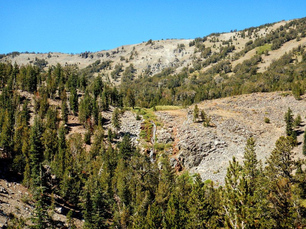 The Summit Reno >> Hiking: Galena Creek Falls, Toiyabe NF | Ted's Outdoor World
